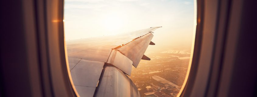 Avião caso aéreo